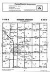 Map Image 032, Lac Qui Parle County 2000